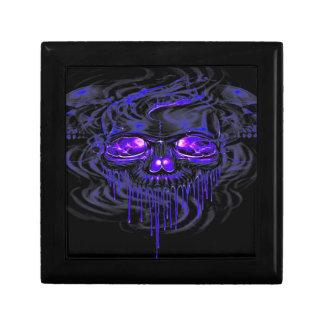 Caja De Regalo Esqueletos púrpuras de Nerpul