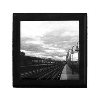 Caja De Regalo Estación de tren