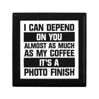 Caja De Regalo Final de la foto