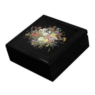 Caja de regalo floral del aerosol de las flores