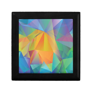 Caja De Regalo fondo coloreado