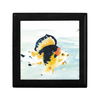 Caja De Regalo Goldfish