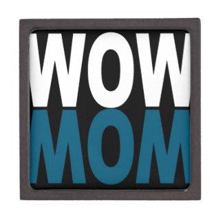 wow mom