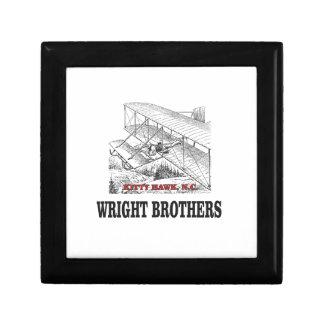 Caja De Regalo historia del hermano de wright