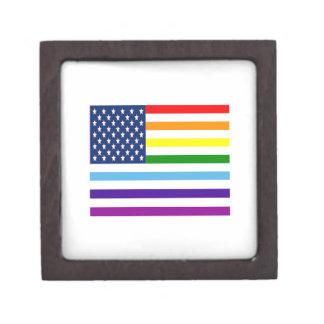 Caja De Regalo Igualdad americana