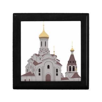 Caja De Regalo Ilustracion de la catedral