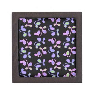 Caja De Regalo Jardín púrpura