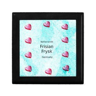 Caja De Regalo Lengua del Frisian (Alemania y Países Bajos)