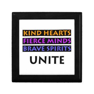 Caja De Regalo Los corazones buenos, mentes feroces, las bebidas