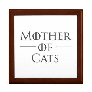 Caja De Regalo Madre de gatos