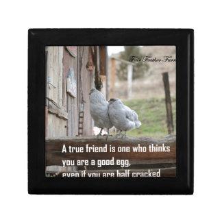 Caja De Regalo meme del amigo