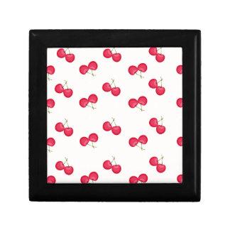 Caja De Regalo Modelo único de las cerezas dulces