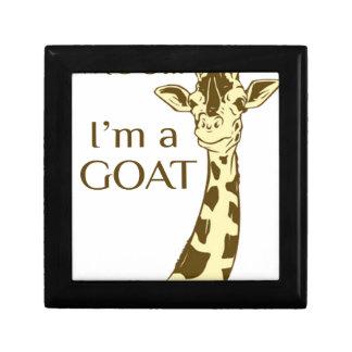 Caja De Regalo MOO im una cabra