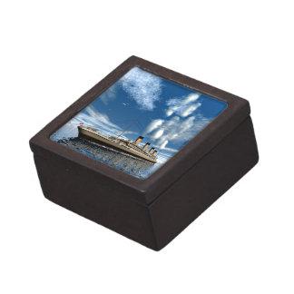 Caja De Regalo Nave titánica - 3D rinden