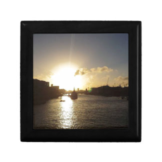 Caja De Regalo Puesta del sol de Londres