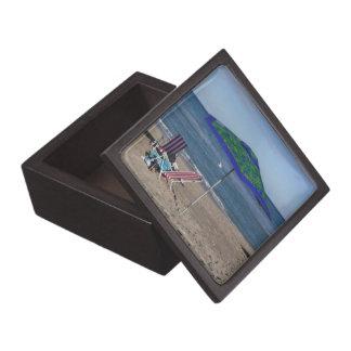 Caja De Regalo Relájese en la playa