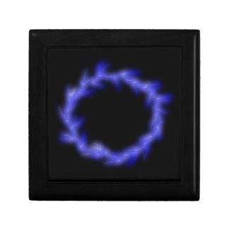Caja De Regalo Relámpago circular