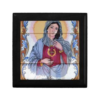 Caja De Regalo Santo Maria en iglesia católica
