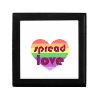 Caja De Regalo Separe el amor gay