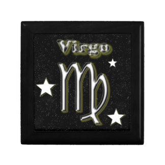Caja De Regalo Símbolo del virgo
