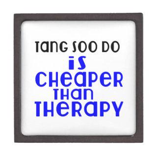 Caja De Regalo Tang Soo hace es más barato que terapia