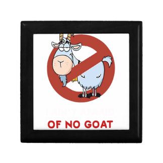 Caja De Regalo Tía I ninguna cabra divertida