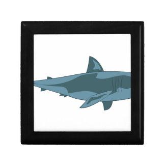 Caja De Regalo Tiburón