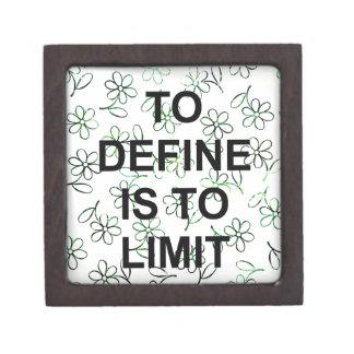 Caja De Regalo TO DEFINE IS TO LIMIT.jpg
