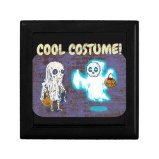 Caja De Regalo Traje del fantasma y del esqueleto