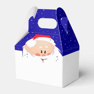 Caja del aguilón de Santa del navidad