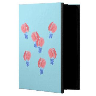 Caja del aire 2 del iPad de los balones de aire Funda Para iPad Air 2