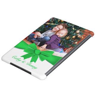 Caja del aire del iPad de la cinta de la foto