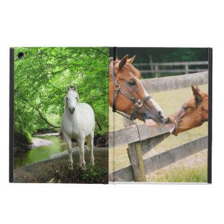 Caja del aire del iPad de los caballos Funda Para iPad Air