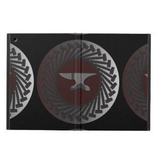 caja del aire del iPad sin Kickstand - YUNQUE y
