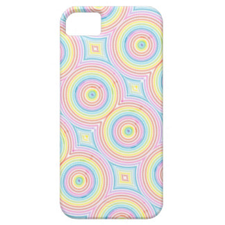 Caja del arco iris funda para iPhone SE/5/5s