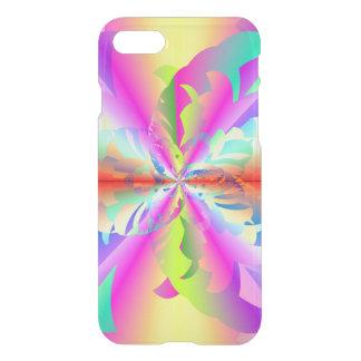 Caja del arco iris iPhone7 de la selva tropical Funda Para iPhone 7