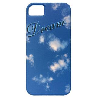 caja del cielo nublado funda para iPhone SE/5/5s