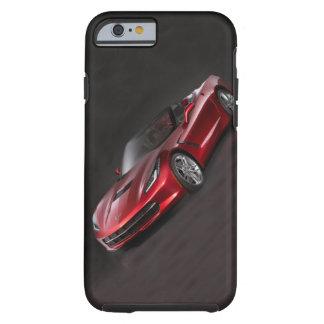 Caja del Corvette de Stylin Funda De iPhone 6 Tough