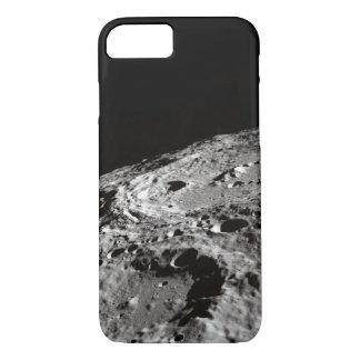 Caja del cráter de luna funda iPhone 7