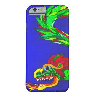 Caja del dragón funda barely there iPhone 6