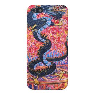 Caja del dragón Iphone4 iPhone 5 Protector
