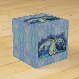 caja del favor de la cola de la ballena