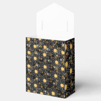 Caja del favor de la floración de la margarita