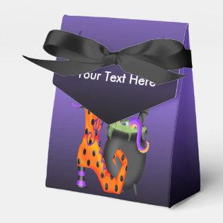 Caja del favor de la tienda de Witchy Halloween