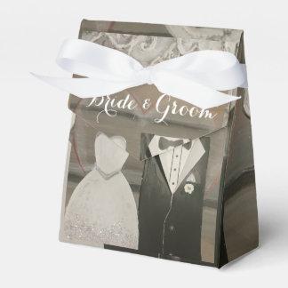 Caja Para Regalos Caja del favor de la tienda del boda de la novia y