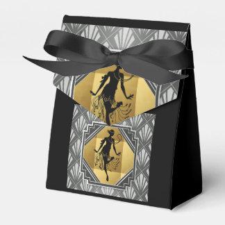 Caja del fiesta de la tienda de Gatsby del art