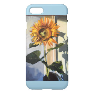 Caja del girasol iphone7 funda para iPhone 7