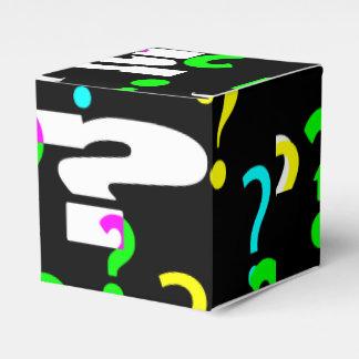 Caja del misterio