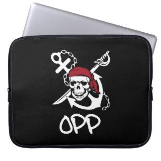Caja del ordenador portátil de OPP el | Funda Para Portátil