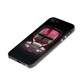 Caja del SE del iPhone del brillo de Incipio Funda Para iPhone 5 Incipio Feather Shine